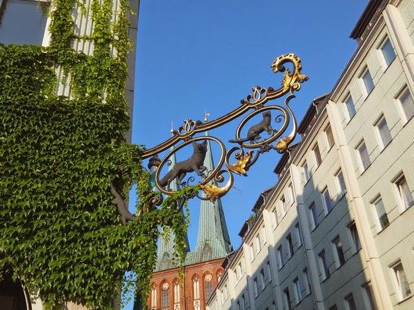Allemagne Berlin nikolaiviertel
