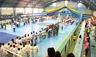 Jerns 2015 transformam Pau dos Ferros na capital do Esporte Escolar do RN