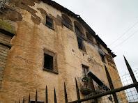 La façana principal de Sant Mamet
