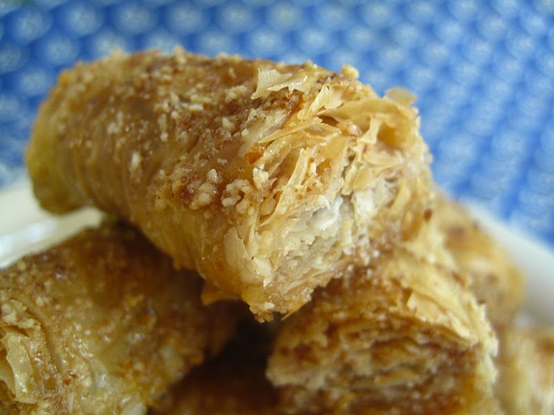 Almond Baklava - Natural Sweet Recipes