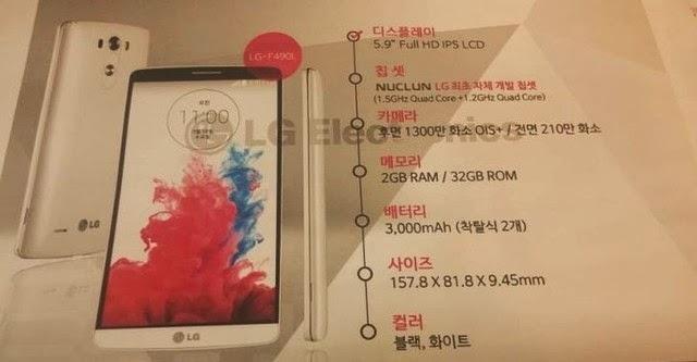 LG lộ diện smartphone cao cấp mới