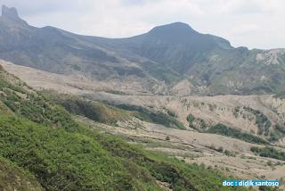 Sejarah Gunung Kelud Blitar