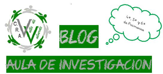 Aula de investigación CRA Valle de Valverde