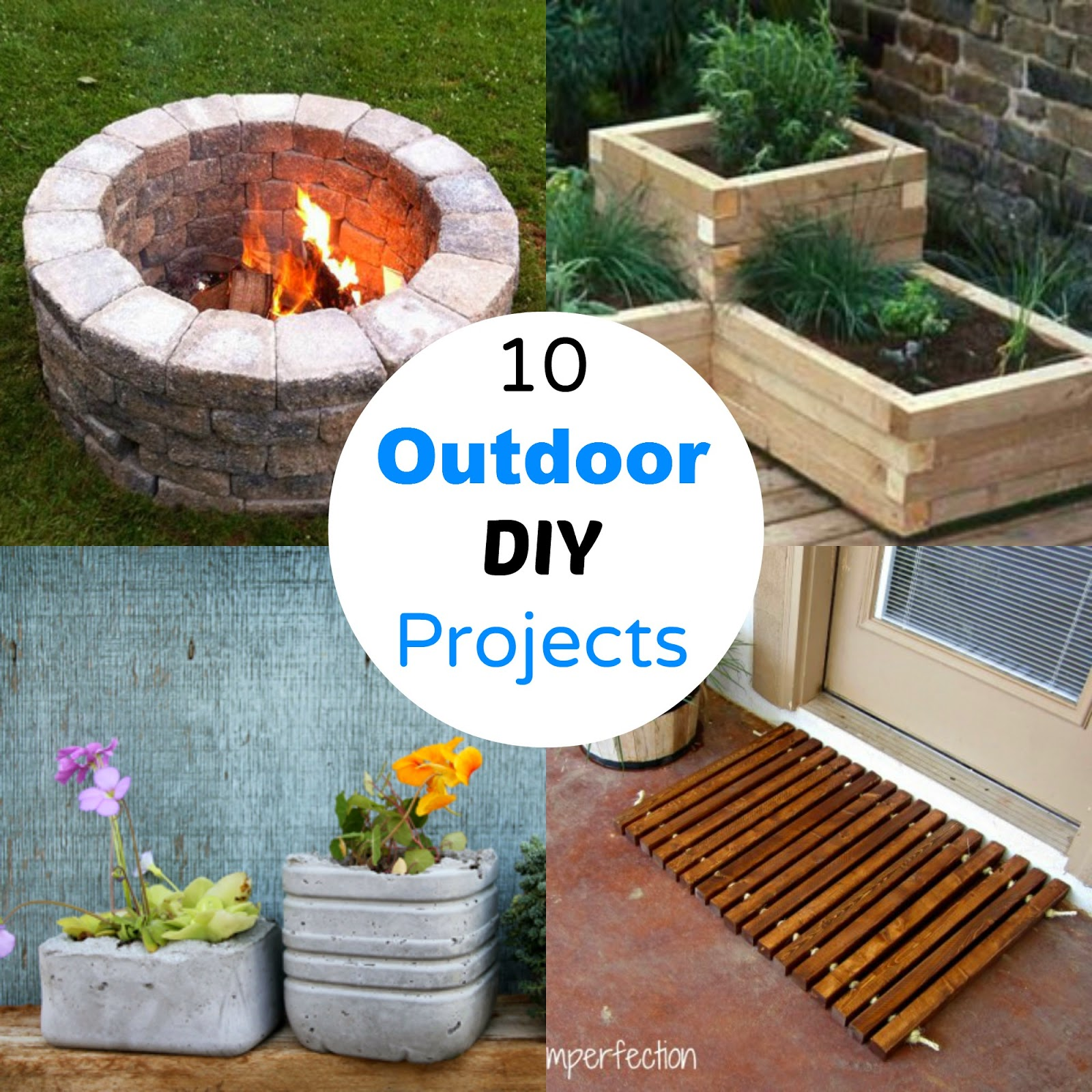 Decorating Cents Outdoor DIY Projects - Outdoor diy projects