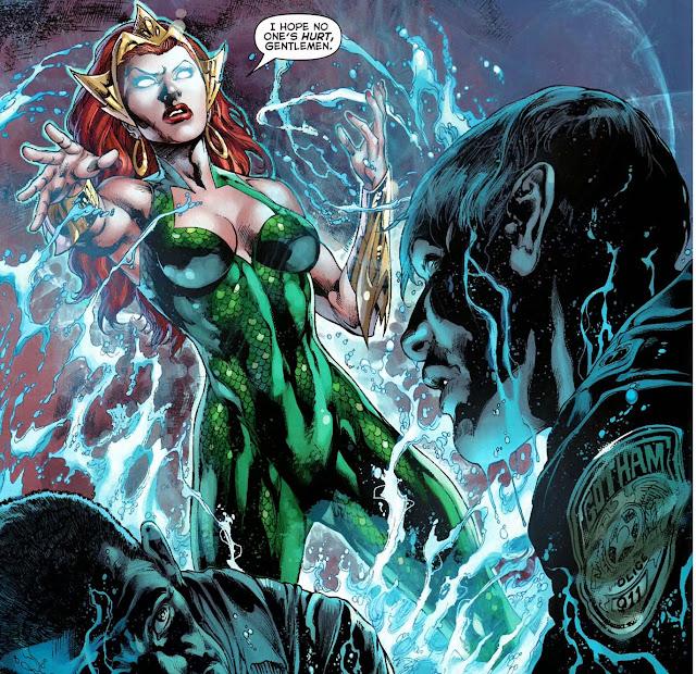 Mera - DC Comics