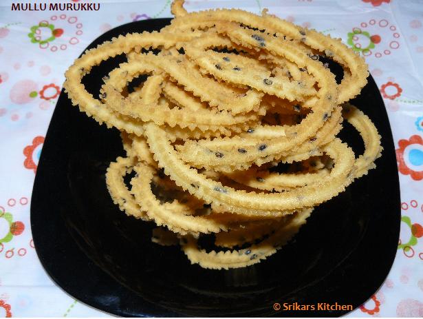 Butter Murukku Recipe Rak S Kitchen