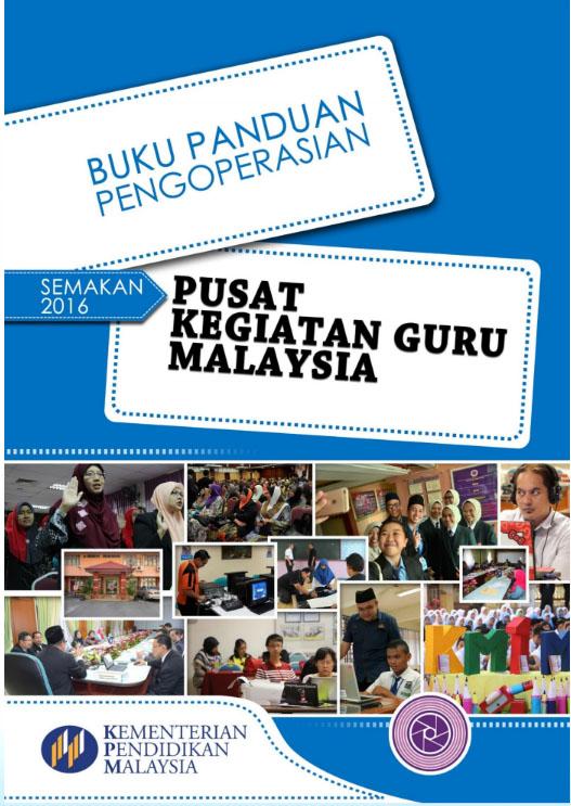 BUKU PANDUAN PENGOPERASIAN PKG (Semakan 2016)