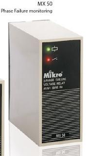 bảo vệ mất pha mikro