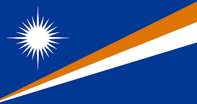 National Flag of the_Marshall_Islands