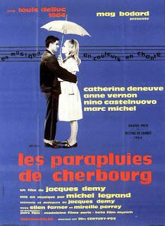 Los paraguas de Cherburgo(Les parapluies de Cherbourg)
