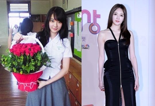 Kang Min Kyung Davichi Pre Debut