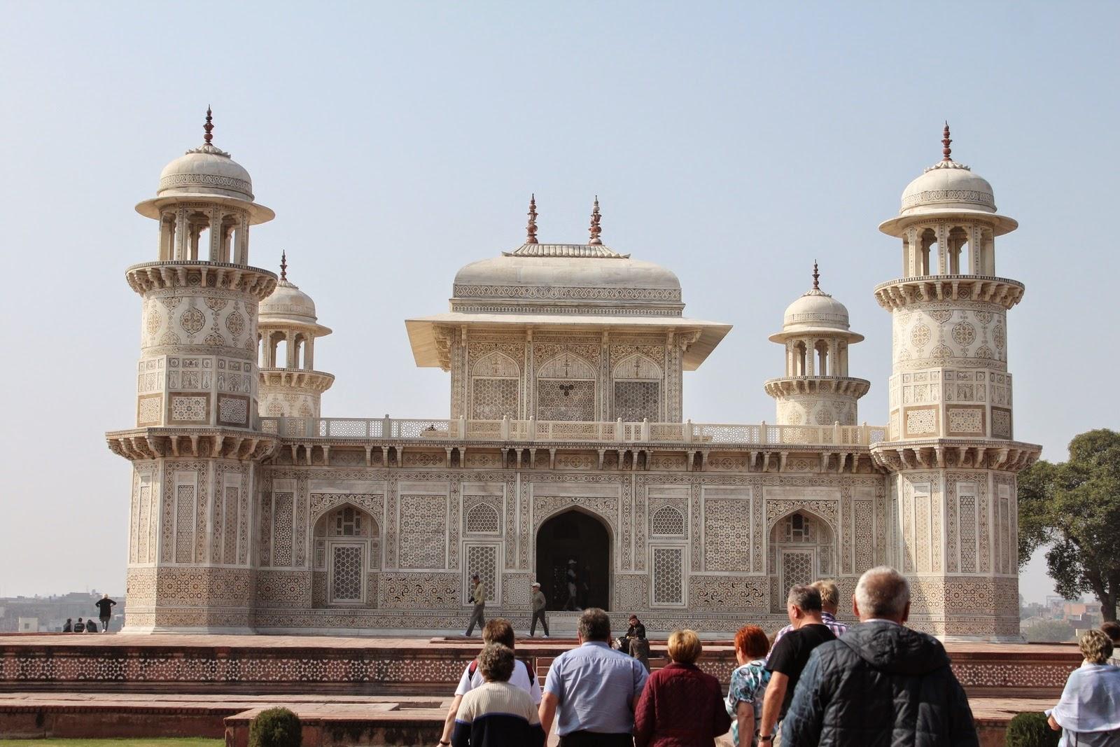 Itmad-ul-Daulah mauzóleuma