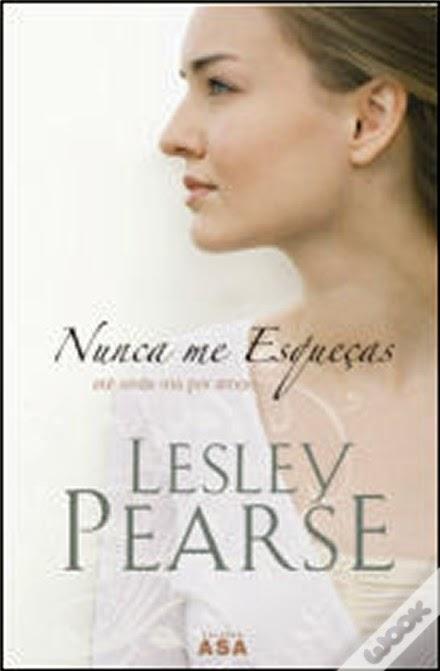 Lesley Pearse cá por casa...