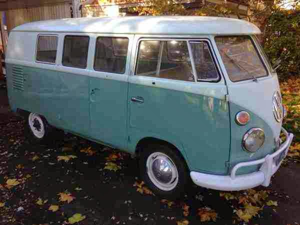 vw bus wagon