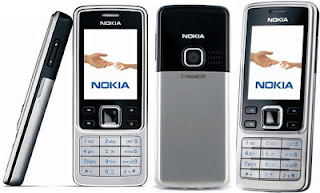 Nokia 6300 Ponsel Tertipis Tahun 2007