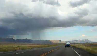 Timelapse perjalanan sejauh 12,225 batu di Amerika Syarikat