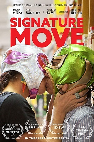 Signature Move - Legendado Torrent