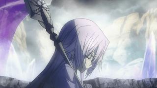 scar anime girl nichiyobi