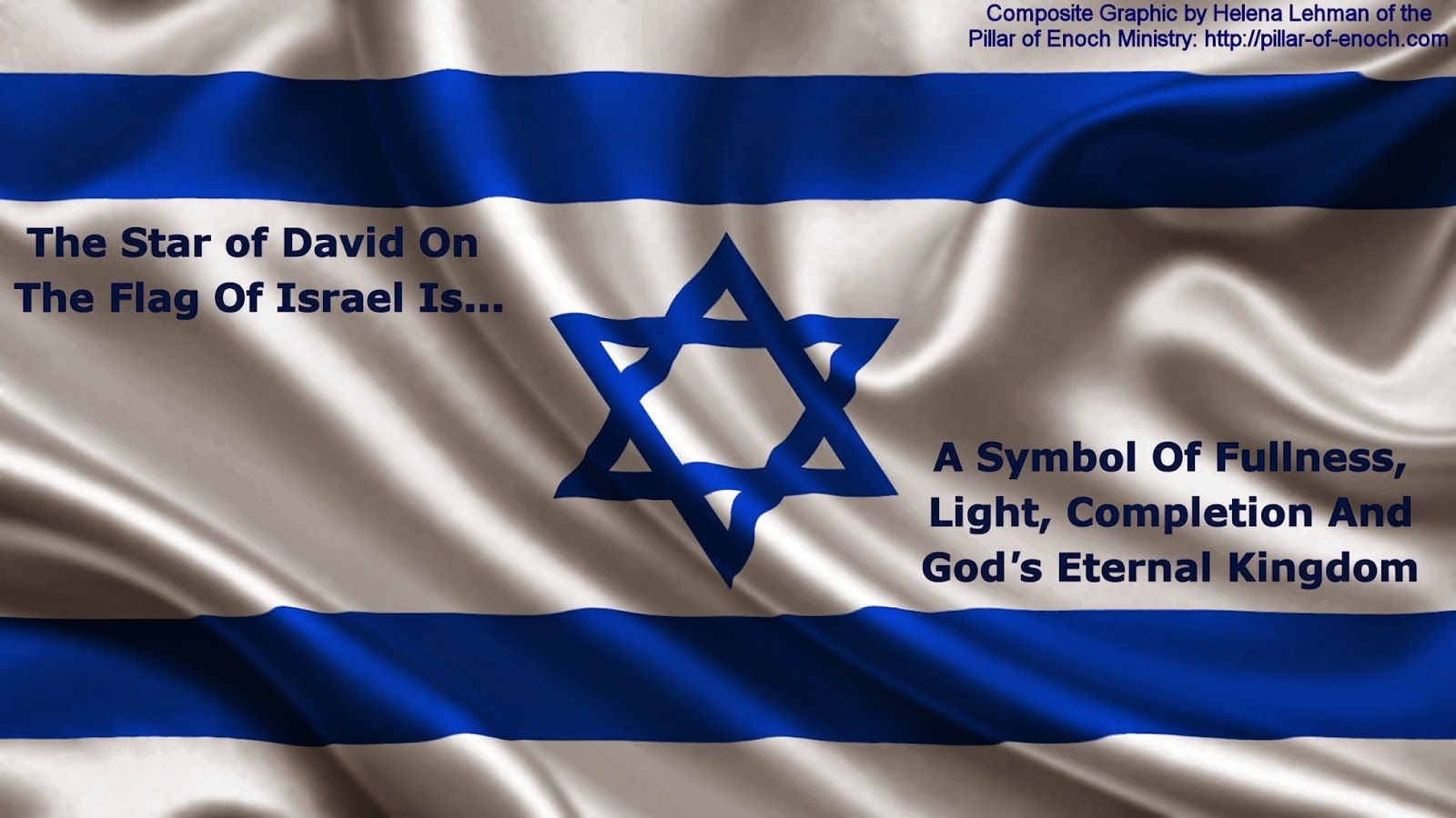 Pillar Of Enoch Ministry Blog Star Of David Symbol Of Eternity