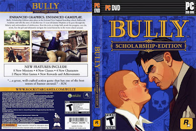 Bully Scholarship Edition PC Mediafire Download