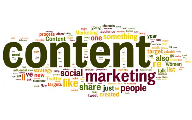 Những loại content thường gặp trên Digital