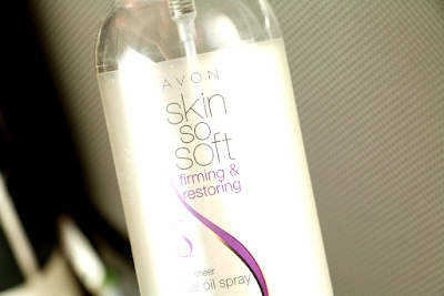 Avon skin so soft спрей для тела