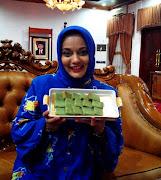 Kunjungan ke Dapil Bengkulu, Marissa Haque Ikang Fawzi (PAN), 2013.