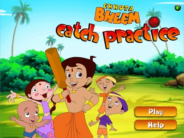Chota bheem and krishna and hanuman games