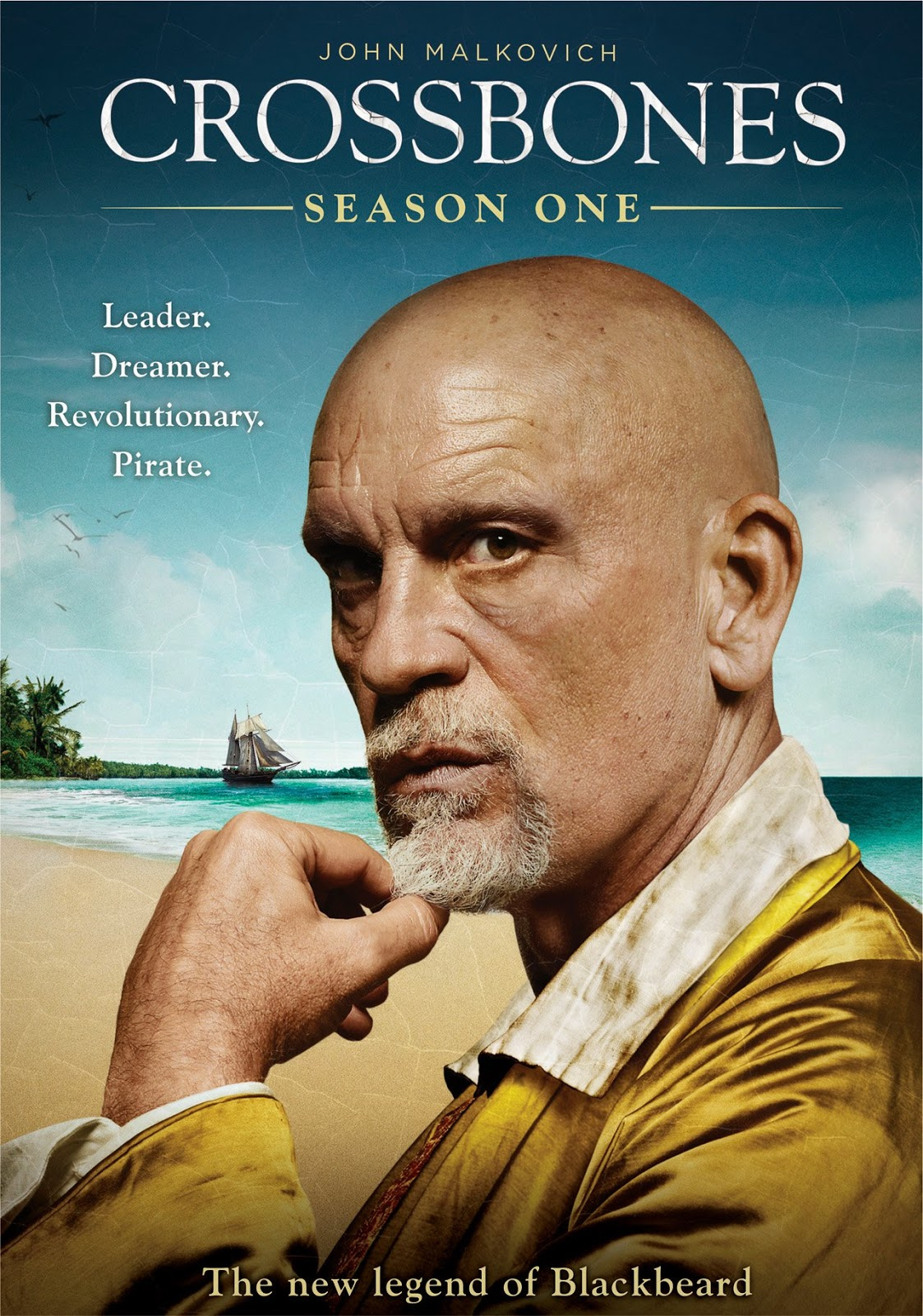 Crossbones – Todas as Temporadas Dublado / Legendado (2014)