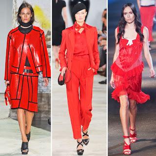 Red Hot 2013 Moda Renkleri