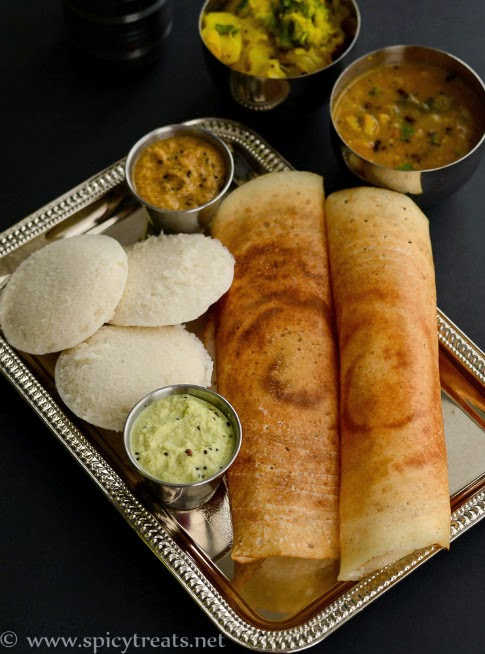 Idli/Dosa Recipe