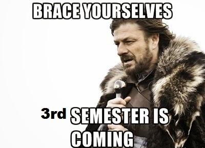 gtu mca 3rd semester students