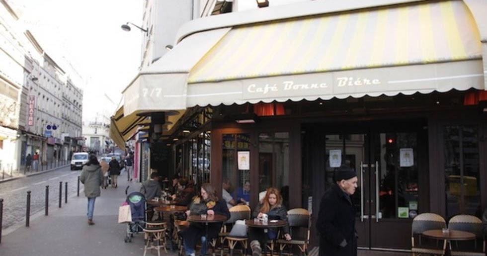 Cafe Paris Gourmet En Grain