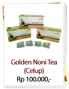 Golden Noni Tea