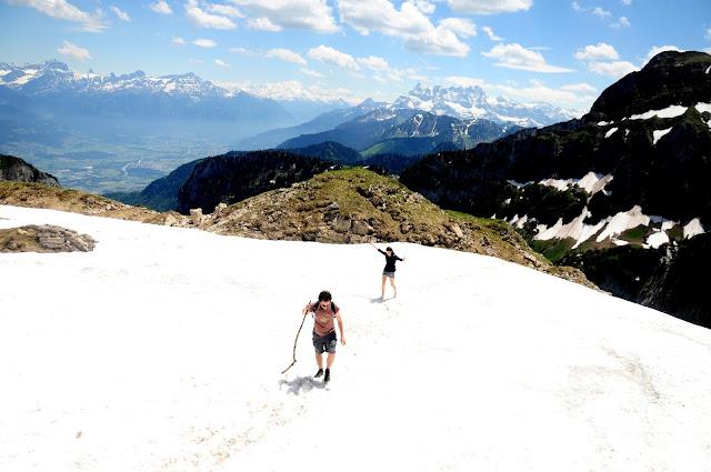 randonnée suisse valais