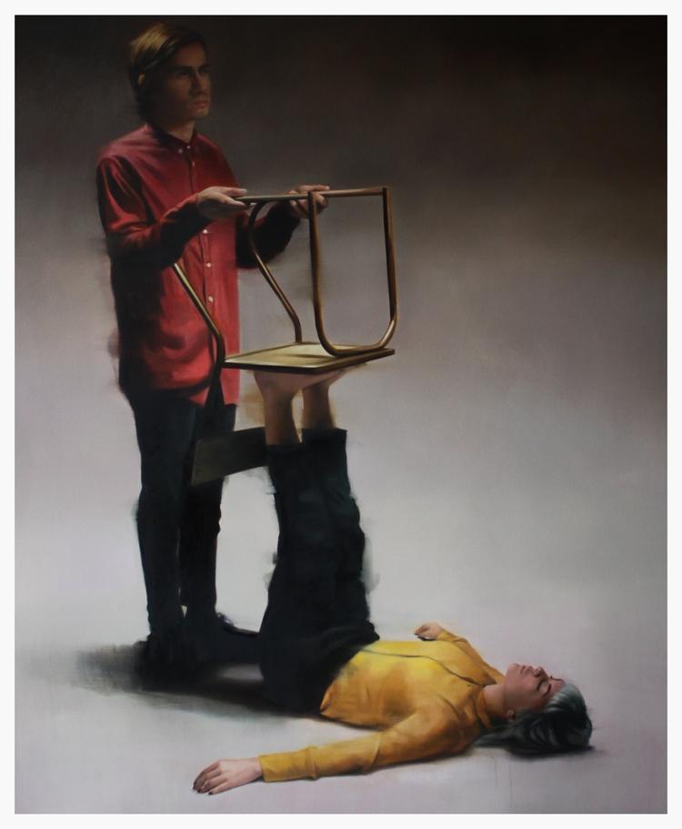 ©Johan Barrios - Pintura. Painting