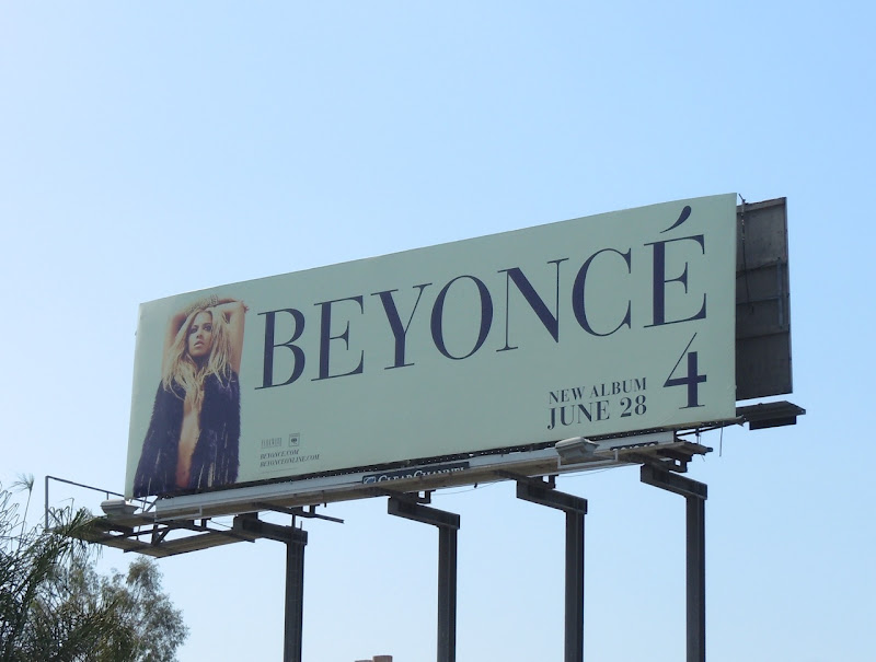 Beyoncé 4 album billboard