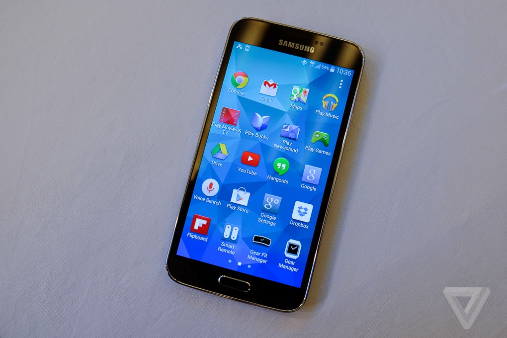 Samsung Galaxy Become servers share a media file