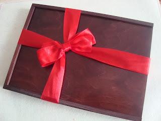 Walentynkowy prezent dla mojego męża!