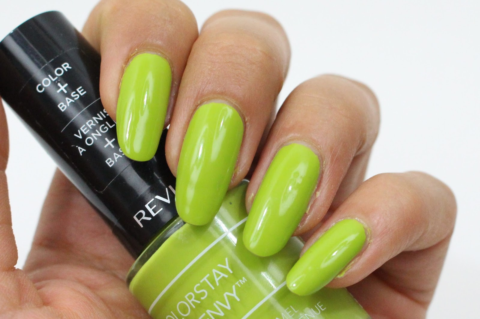 Manimonday Revlon In The Money My Beauty Box Essence Gel Nail Polish 65 Good Limes