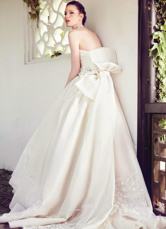 KIMINO INSPIRED | Warehouse Wedding Dress