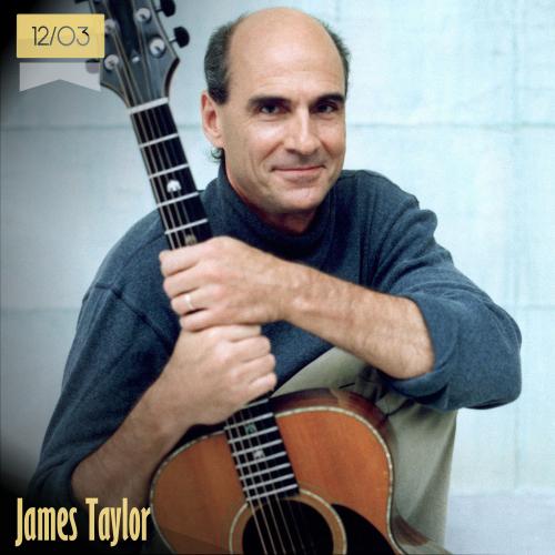12 de marzo | James Taylor - @JamesTaylor_com | Info + vídeos