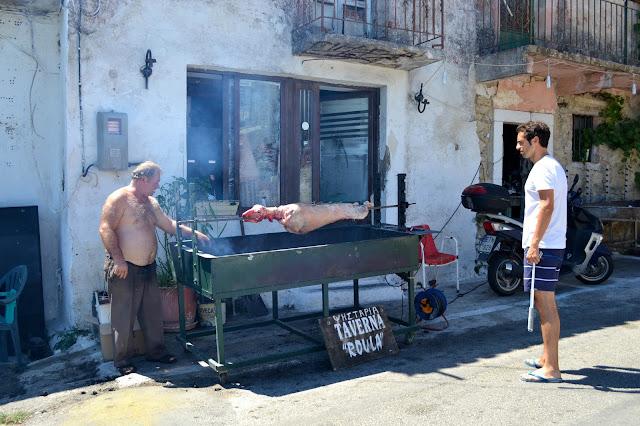 Pelekas, Corfu, Grecia