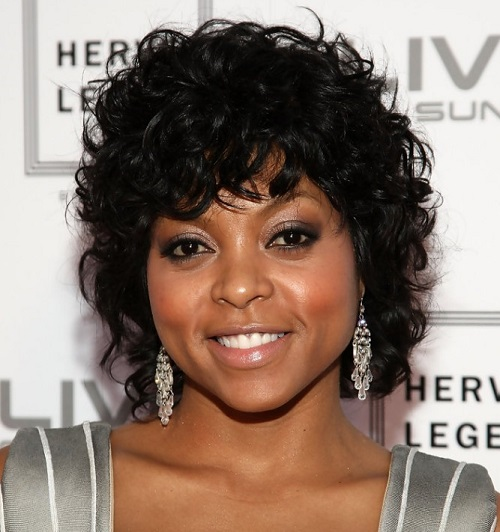 Short Hairstyles for African American Women with Curly Hair