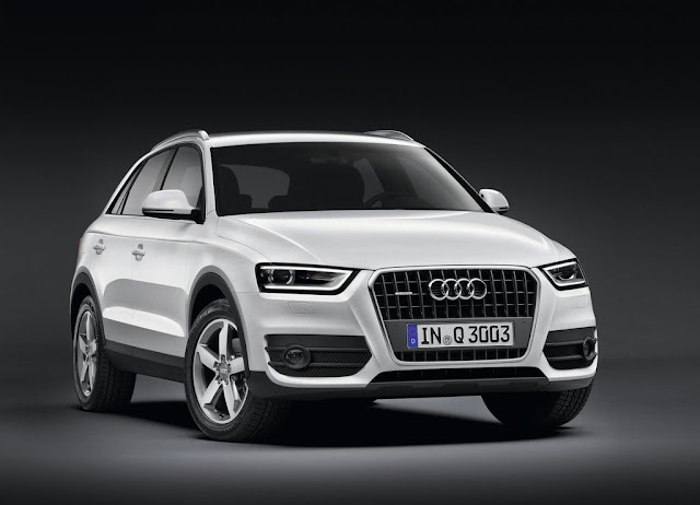 Audi Q3 2012-2013 Latest Car model MyClipta
