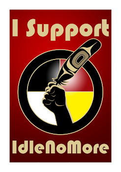 The LTA supports Idle No More