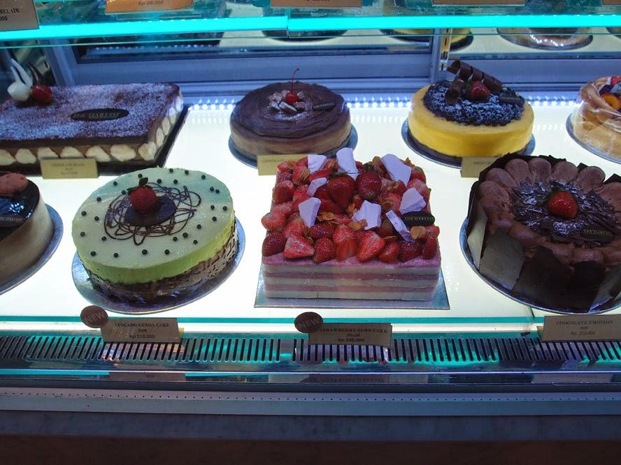 Harvest Cake Indonesia