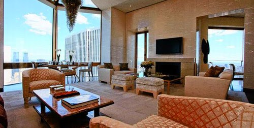 Ty Warner Penthouse en Four Seasons Hotel