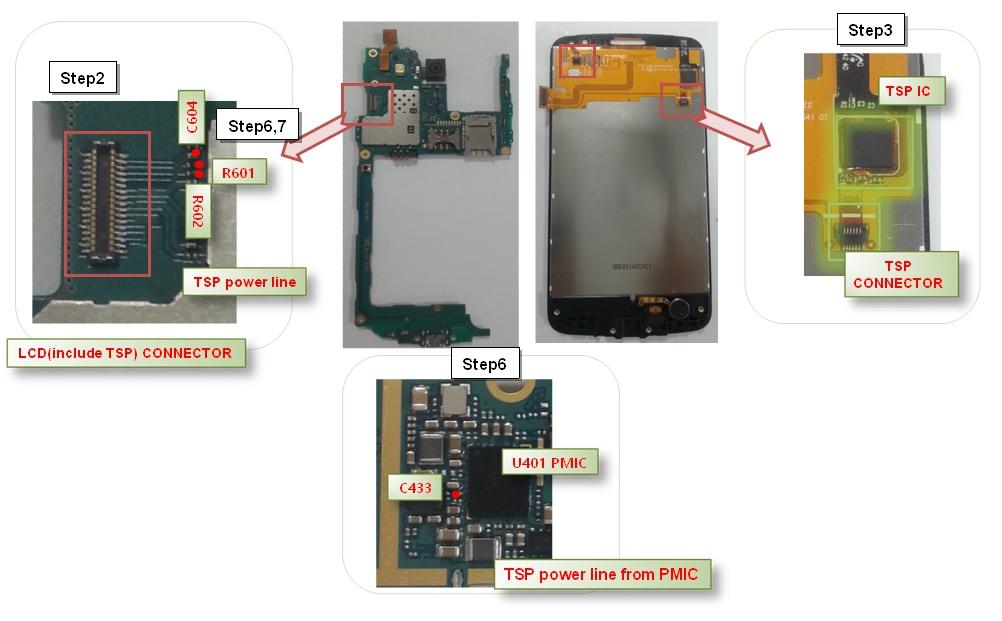 samsung b5330 power key ways