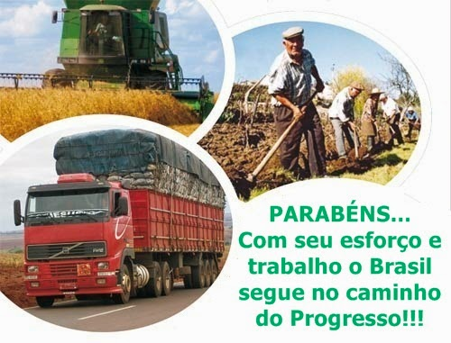 25/07 - DIA DO IMIGRANTE, COLONO E MOTORISTA